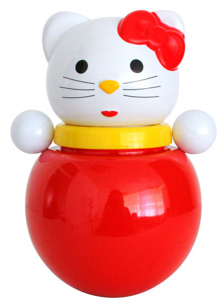 Musik-Puppe Katze 16 cm
