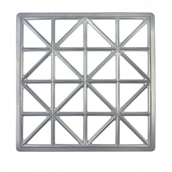 Teigform (Metall) für Vareniki, (32 Plätze)