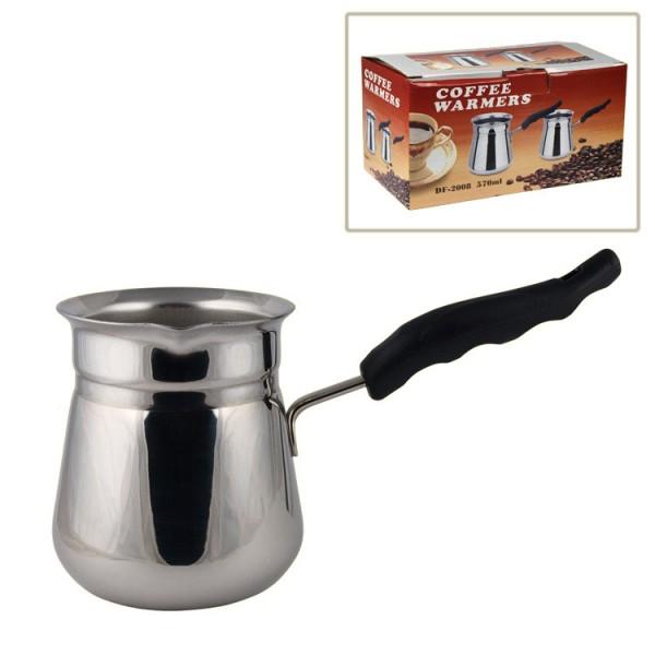 Kaffe Mokkakanne 570 ml. Edelstahl