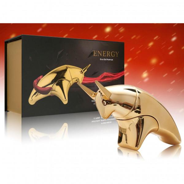 "Eau de Parfum für Herren ""Energy Gold"" 75 ml"