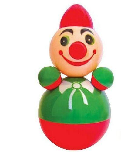 Wackelpuppe Clown 28,5cm