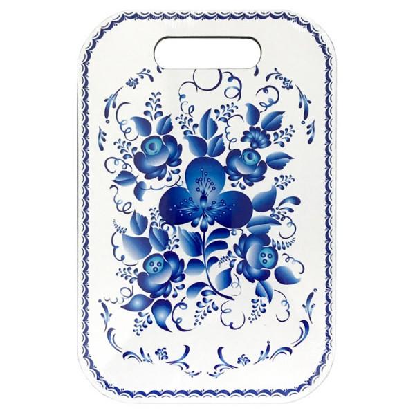 Dekobrett Gshel, 20 x30 x 0,6 cm, aus Birke, Farbseite nicht zum Schneiden verwenden