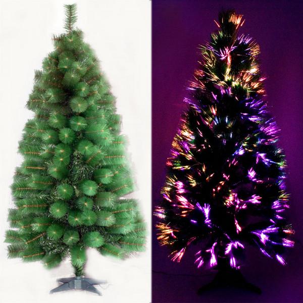 Weihnachtsbaum LED Fichte 120 cm