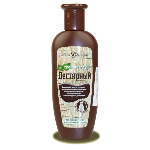 Duschgel aus Birkenteer, 250 ml