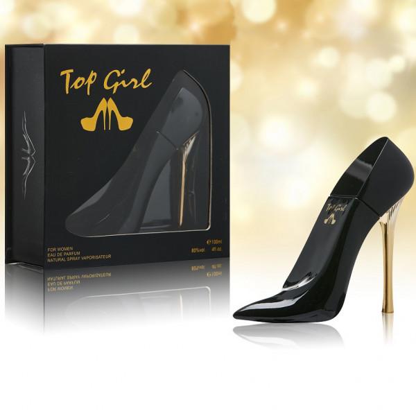 """Eau de Parfum für Damen """"Top Girl"""", black"""