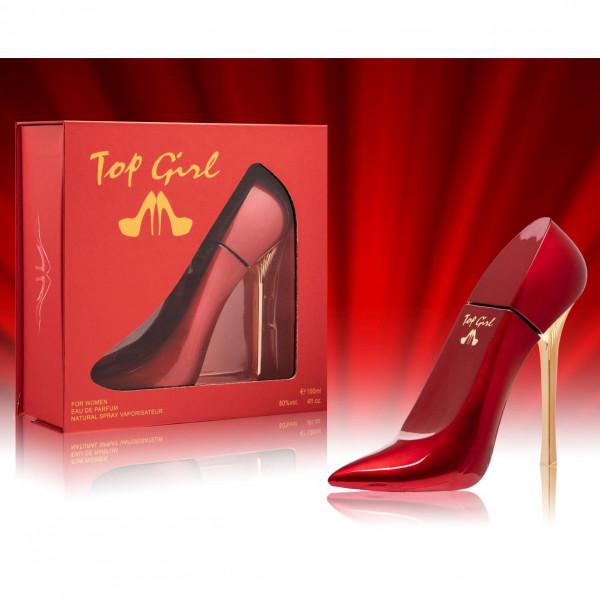"Eau de Parfum für Damen ""Top Girl"", Red"