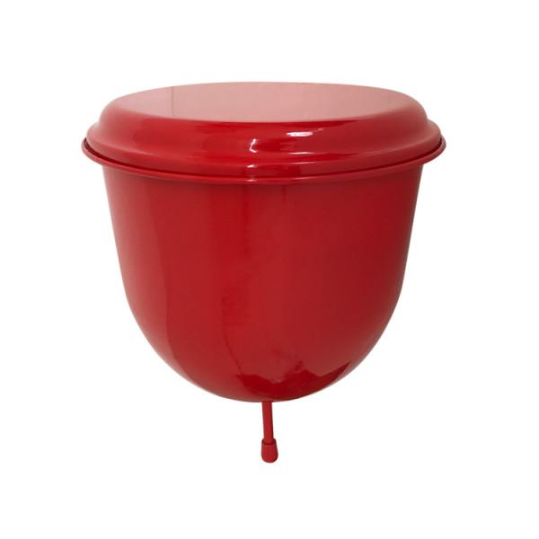 Aluminium Wasserspender 4,5 Liter Rot