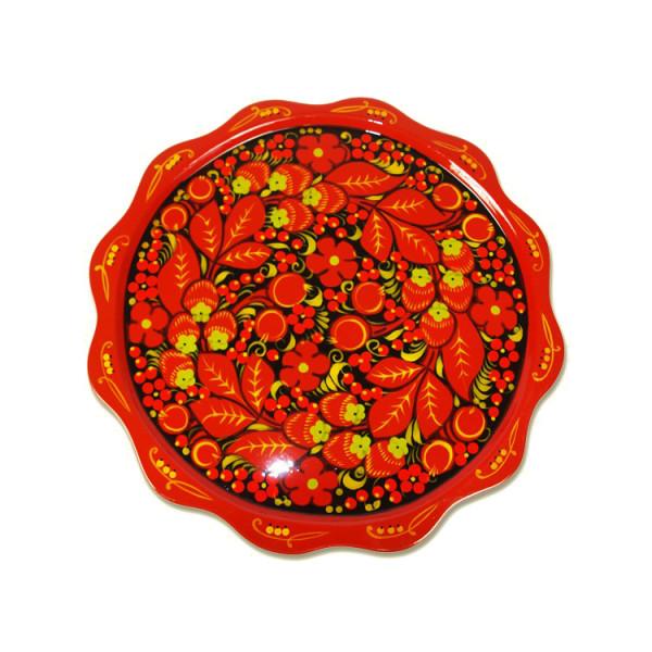 Pfannkuchenteller Hochloma, Durchmesser ca. 30 cm