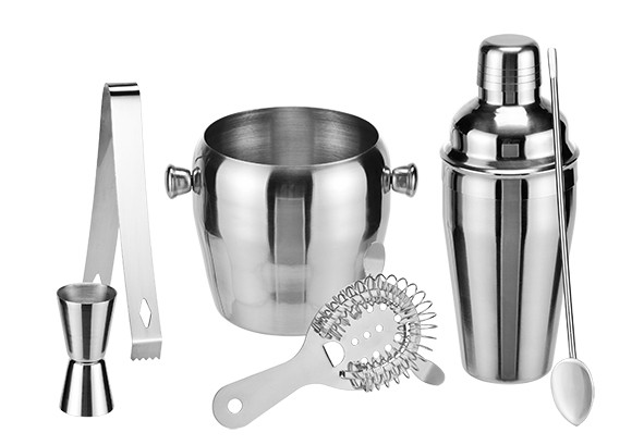 Cocktail - Mixer - Set 6tlg