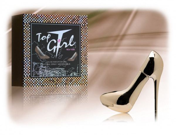 """Eau de Parfum für Damen """"Top Girl"""", New York"""