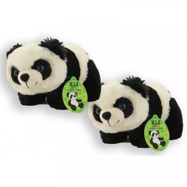 Pluche panda 25 cm