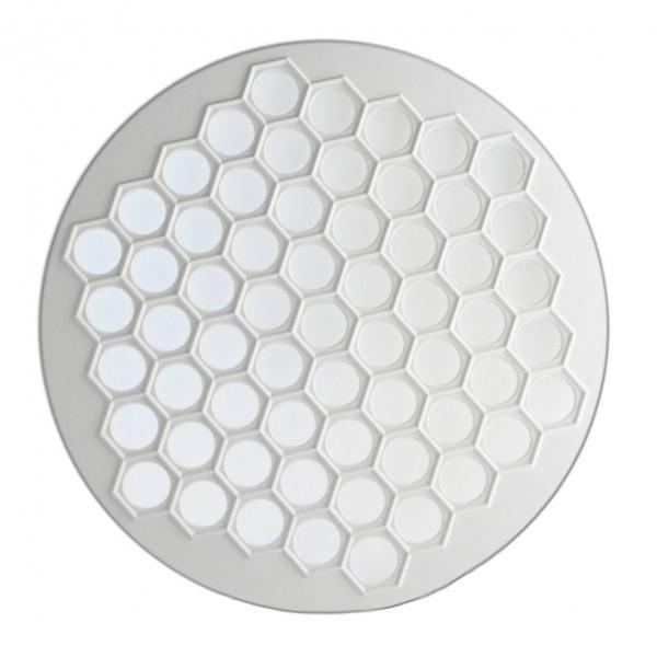 Teigform für 61 Maultaschen Pelmeni Ravioli Manti Kunststoff