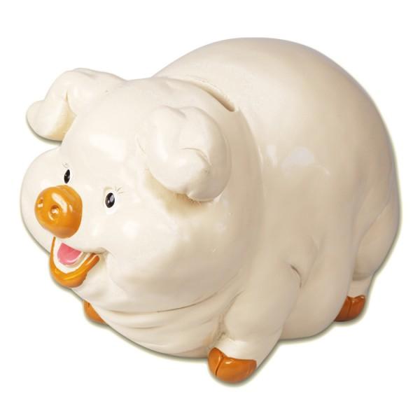 Spardose Schwein 16 cm