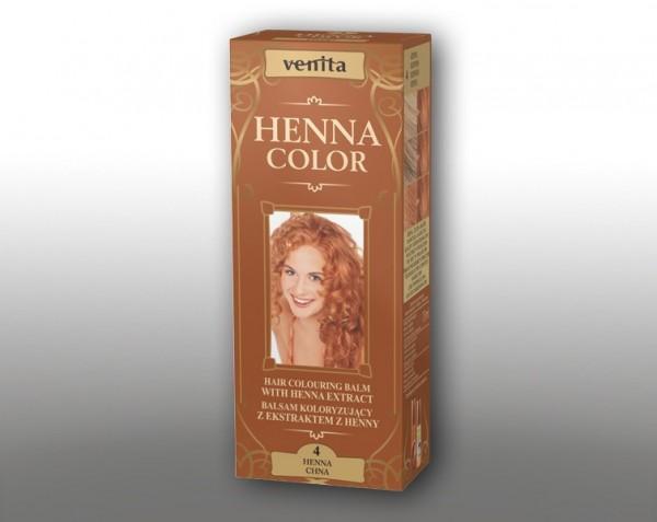 Haarbalsam mit färbendem Effekt auf Henna-Basis, 75 ml, Farbton: Klassik