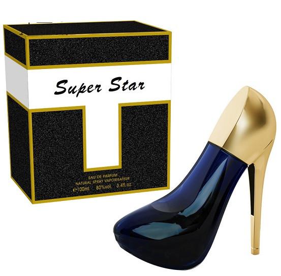 "Eau de Parfum für Damen ""Super Star"", 100 ml."